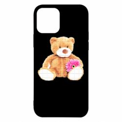 Чохол для iPhone 12/12 Pro М'який ведмедик