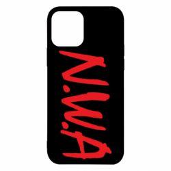 Чехол для iPhone 12/12 Pro N.W.A Logo