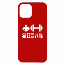 Чохол для iPhone 12/12 Pro Набір спортсмена