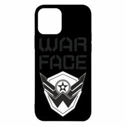 Чохол для iPhone 12/12 Pro Напис Warface