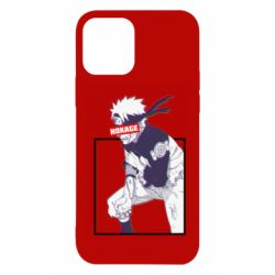 Чехол для iPhone 12/12 Pro Naruto Hokage glitch