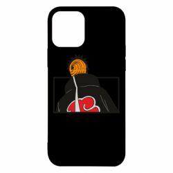 Чехол для iPhone 12/12 Pro Naruto tobi