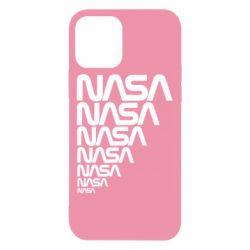 Чехол для iPhone 12/12 Pro NASA