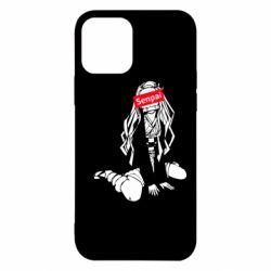 Чохол для iPhone 12 Недзуко - сенпай