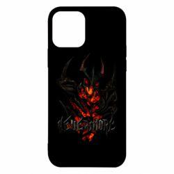 Чехол для iPhone 12/12 Pro Nevermore Art