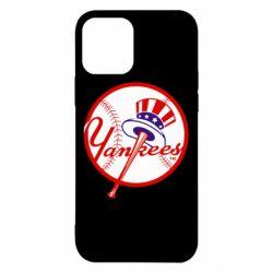 Чохол для iPhone 12/12 Pro New York Yankees