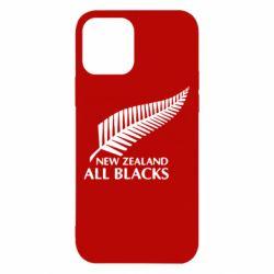 Чохол для iPhone 12/12 Pro new zealand all blacks