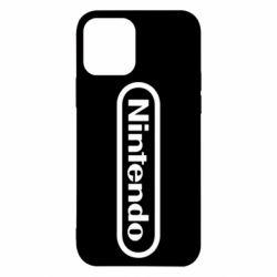 Чохол для iPhone 12/12 Pro Nintendo logo