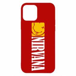 Чехол для iPhone 12/12 Pro Nirvana смайл