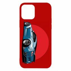 Чехол для iPhone 12/12 Pro Nissan GR-R Japan