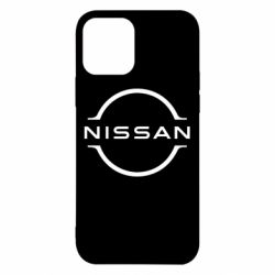 Чохол для iPhone 12 Nissan new logo