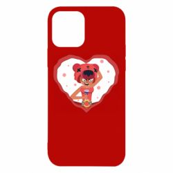 Чехол для iPhone 12/12 Pro Nita heart