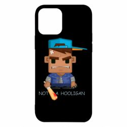 Чохол для iPhone 12/12 Pro Not a hooligan