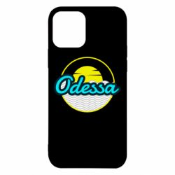 Чехол для iPhone 12/12 Pro Odessa vector