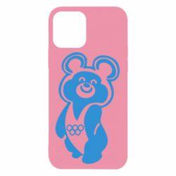 Чохол для iPhone 12/12 Pro Олімпійський Ведмедик