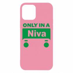 Чехол для iPhone 12/12 Pro Only Niva