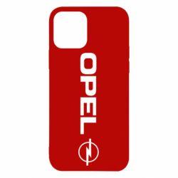 Чехол для iPhone 12/12 Pro Opel Logo