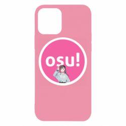 Чехол для iPhone 12/12 Pro Osu!