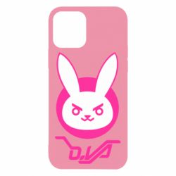 Чехол для iPhone 12/12 Pro Overwatch dva rabbit
