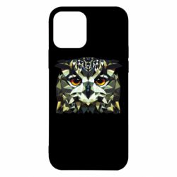 Чехол для iPhone 12/12 Pro Owl Vector
