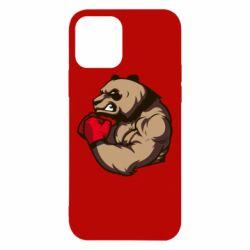 Чехол для iPhone 12/12 Pro Panda Boxing
