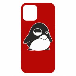Чехол для iPhone 12/12 Pro Penguin