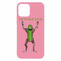 Чохол для iPhone 12/12 Pro Pickle Rick