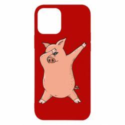 Чохол для iPhone 12/12 Pro Pig dab