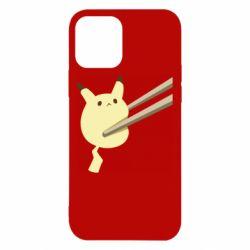 Чохол для iPhone 12 Pikachu in the sticks