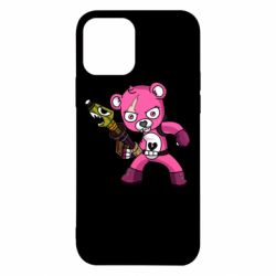 Чохол для iPhone 12/12 Pro Pink bear