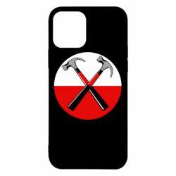 Чохол для iPhone 12/12 Pro Pink Floyd Main Logo
