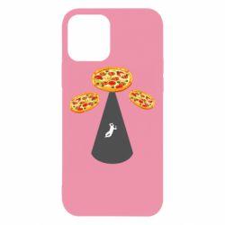 Чохол для iPhone 12/12 Pro Pizza UFO