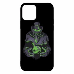 Чехол для iPhone 12/12 Pro Plague Doctor