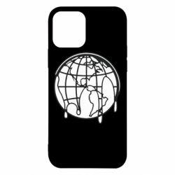 Чехол для iPhone 12/12 Pro Planet contour
