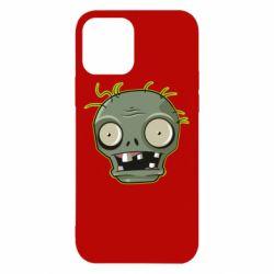 Чохол для iPhone 12/12 Pro Plants vs zombie head