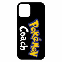 Чохол для iPhone 12/12 Pro Pokemon Coach