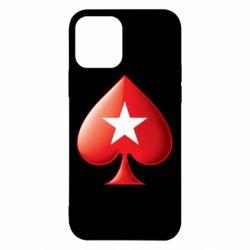 Чохол для iPhone 12/12 Pro Poker Stars 3D Logo