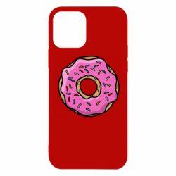 Чехол для iPhone 12/12 Pro Пончик Гомера