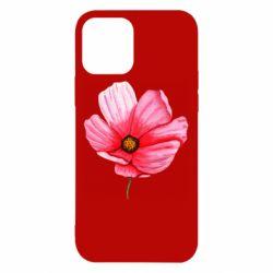 Чехол для iPhone 12/12 Pro Poppy flower