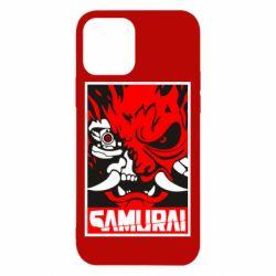 Чохол для iPhone 12/12 Pro Poster samurai Cyberpunk