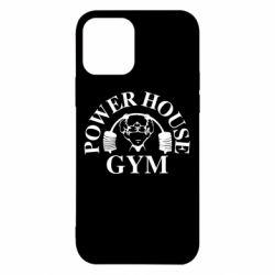 Чехол для iPhone 12/12 Pro Power House Gym