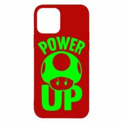 Чехол для iPhone 12/12 Pro Power Up гриб Марио