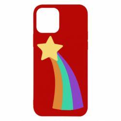 Чохол для iPhone 12/12 Pro Print Mabel star and rainbow