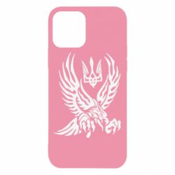 Чохол для iPhone 12/12 Pro Птах та герб