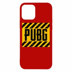Чехол для iPhone 12/12 Pro PUBG and stripes
