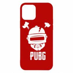 Чехол для iPhone 12/12 Pro PUBG: hero face