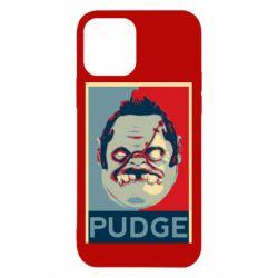Чехол для iPhone 12/12 Pro Pudge aka Obey