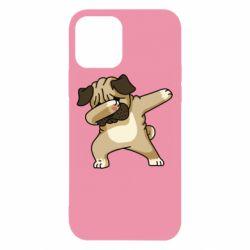 Чохол для iPhone 12/12 Pro Pug Swag