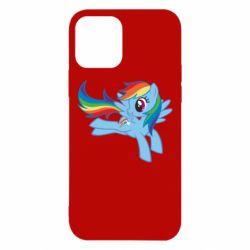 Чохол для iPhone 12/12 Pro Rainbow Dash run