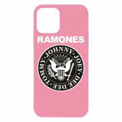 Чохол для iPhone 12/12 Pro Ramones